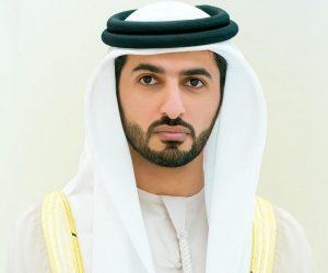 سمو الشيخ راشد بن حميد النعيمي.. رئيس الإتحاد الإماراتي لكرة القدم