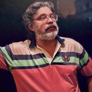 الروائي المغربي خالد أخازي