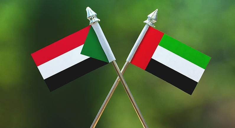الإمارات تكفلت بجناح السودان وجعلته الجناح المجاور لها مباشرةً
