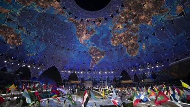 حفل إفتتاح إكسبو 2020 دبي